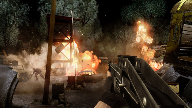 Far cry 3 is played in the first person view yet offers us so much more