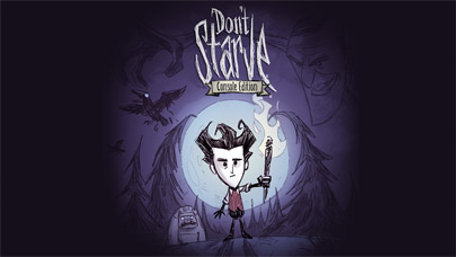 Don't Starve: Console Edition Trailer Screenshot