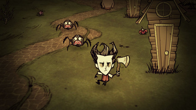 Don't Starve: Console Edition Screenshot 1