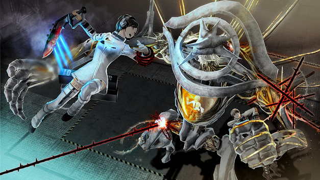 Freedom Wars™ Screenshot 1