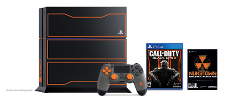 Limited Edition Call Of Duty Black Ops Iii Ps4 Bundle