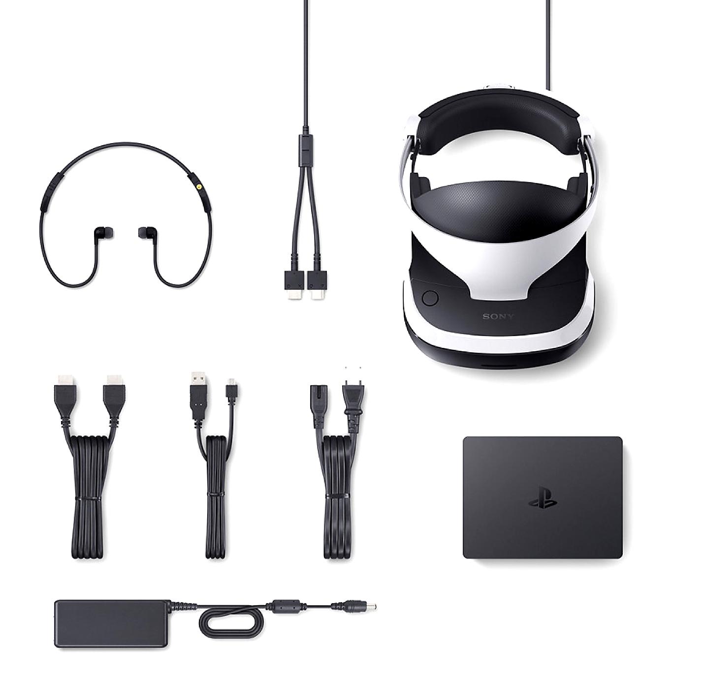 PlayStation VR hardware