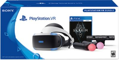 PS4's Skyrim VR Headlines New PSVR Bundle