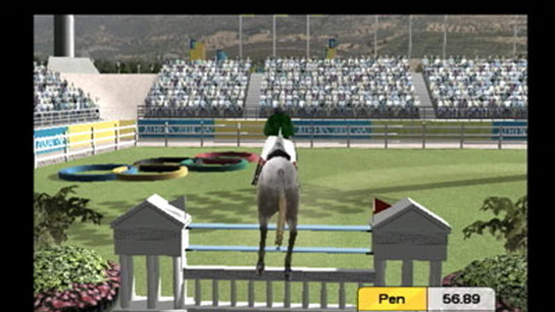 Athens 2004 Game Ps2 Playstation