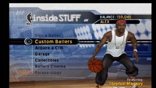 NBA Ballers Screenshot 93