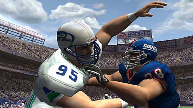 Madden NFL 2005 Special Collectors Edition Screenshot 4