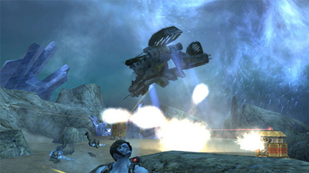 Rogue Trooper Screenshot 1
