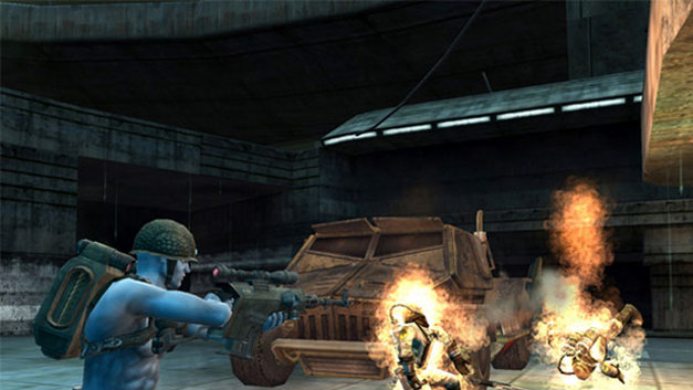 Rogue Trooper Screenshot 4