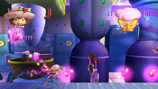 Strawberry Shortcake: Adventures in the Land of Dreams Screenshot 9