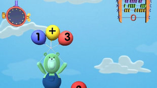 Konami Kids Playground: Toy Pals Fun with Numbers Screenshot 2