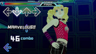 Dance Dance Revolution SuperNOVA 2 Screenshot 6