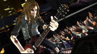 AC/DC Live: Rock Band™ Track Pack Screenshot 11
