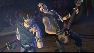 AC/DC Live: Rock Band™ Track Pack Screenshot 9