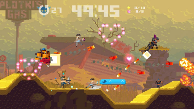 Super Time Force Ultra Screenshot 7