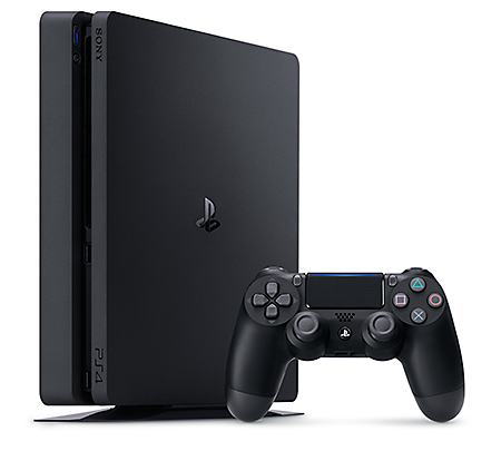 PlayStation 4 System Image