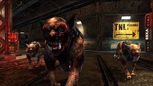 2013: Infected Wars Screenshot 2