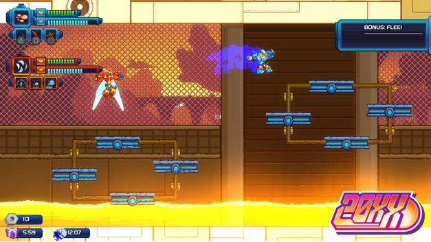 20XX Screenshot 4