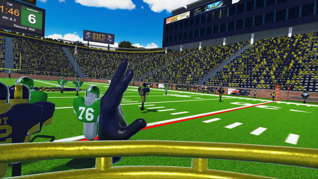 2MD: VR Football Screenshot 4