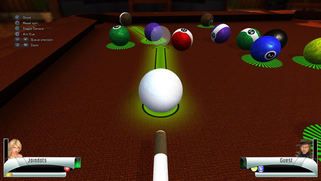 3D Billiards Screenshot 10