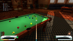 3D Billiards Screenshot 3