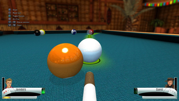 3D Billiards Screenshot 4