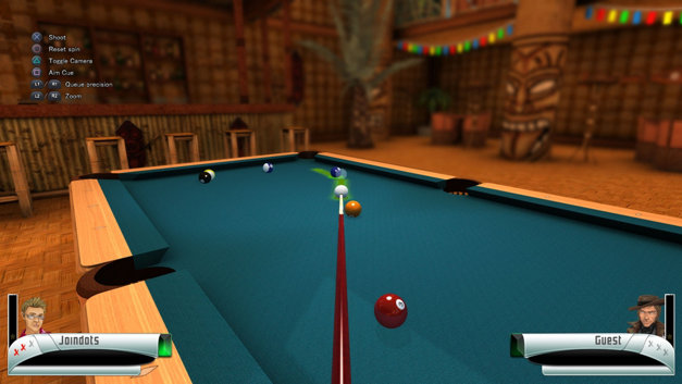 3D Billiards Screenshot 7
