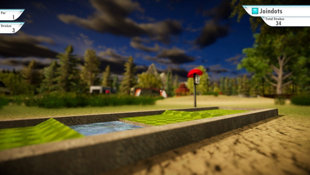 3D MiniGolf Screenshot 2