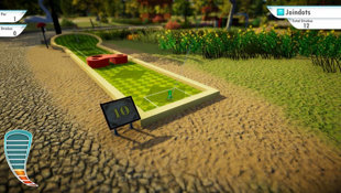 3D MiniGolf Screenshot 3
