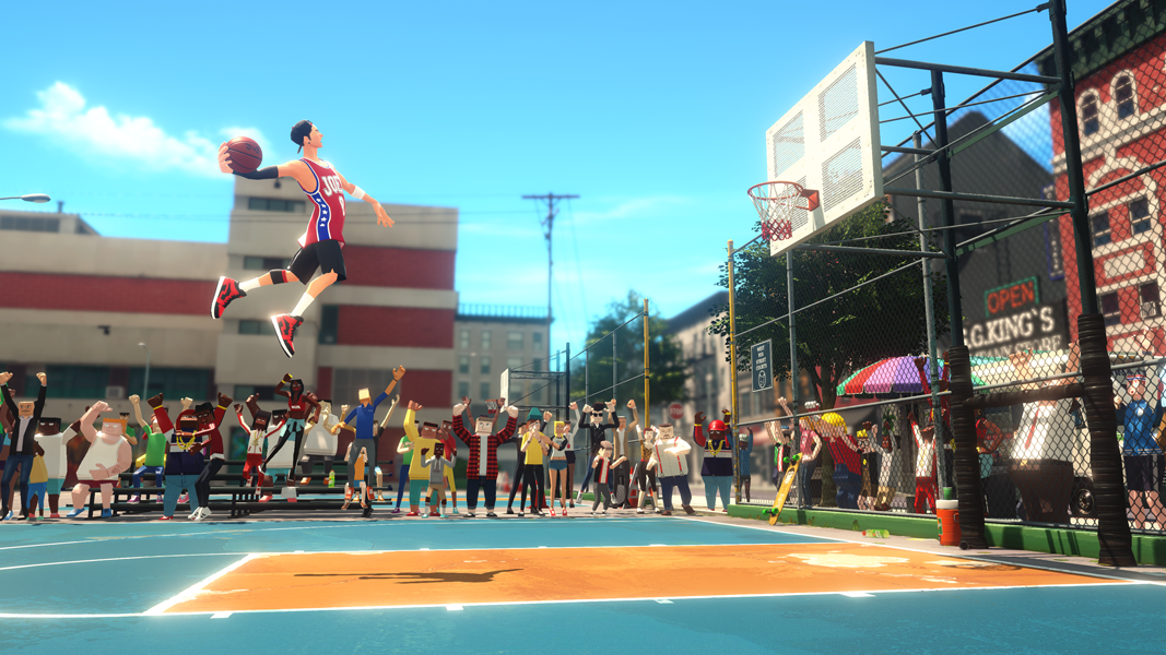 3on3 Freestyle Game PS4 PlayStation