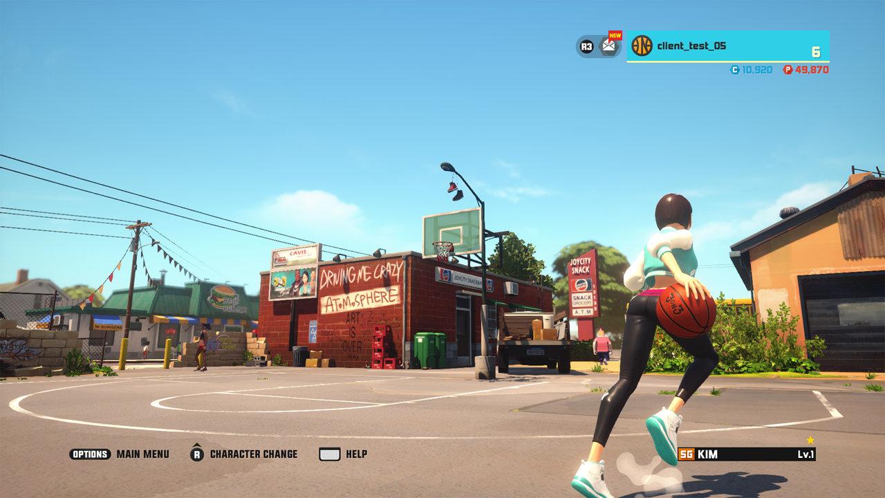 3on3 Freestyle Screenshot 2
