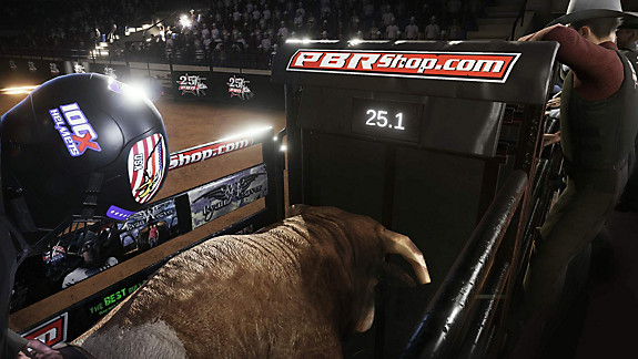8 To Glory: el juego oficial del PBR - Screenshot INDEX