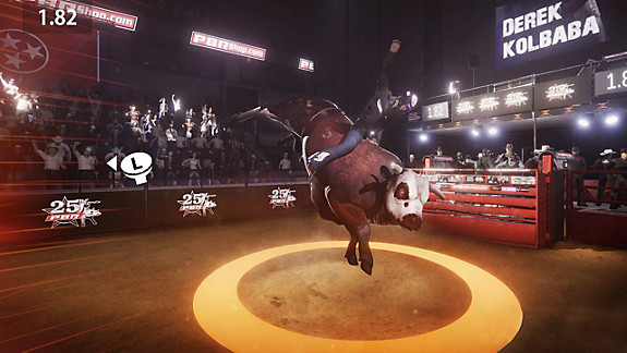 8 To Glory - The Official Game of the PBR screenshot