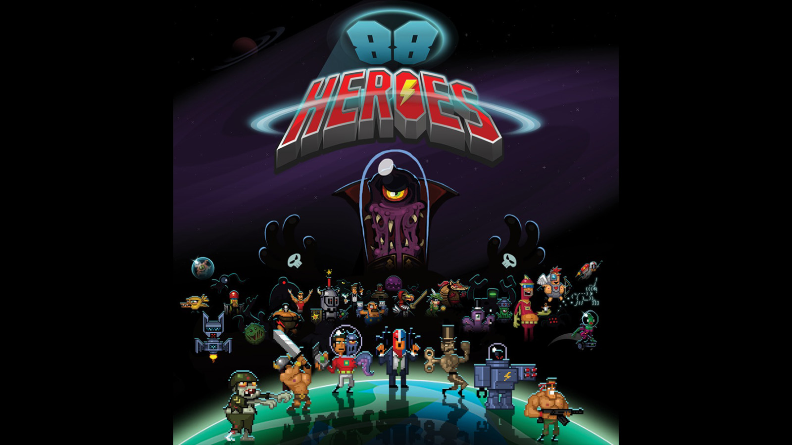 88 Heroes Game | PS4 - PlayStation