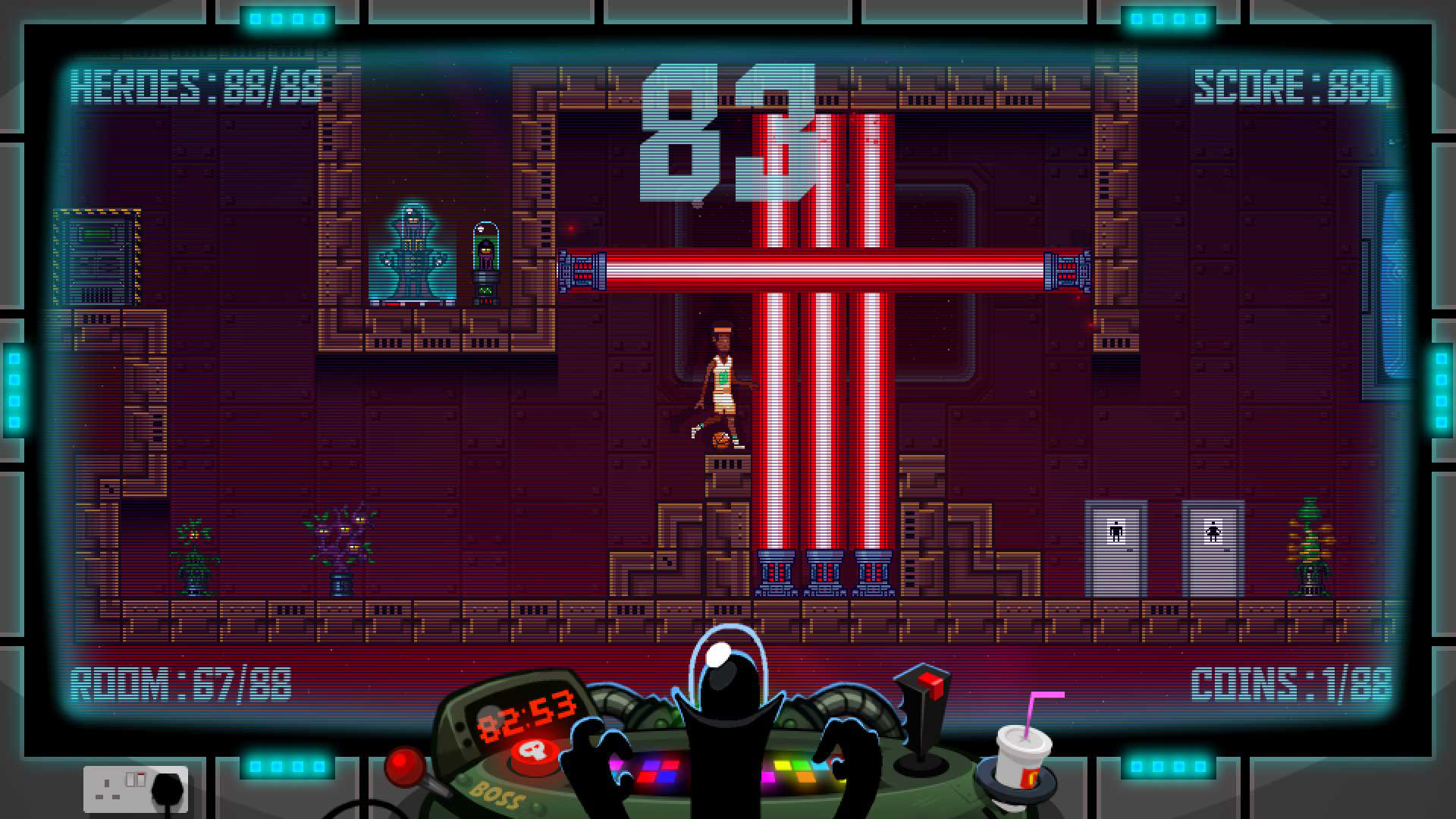88 Heroes Game   PS4 - PlayStation