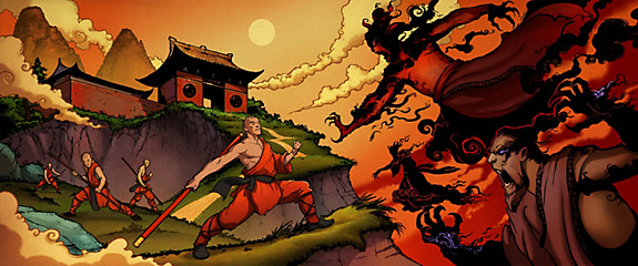 9 Monkeys of Shaolin - Screenshot INDEX