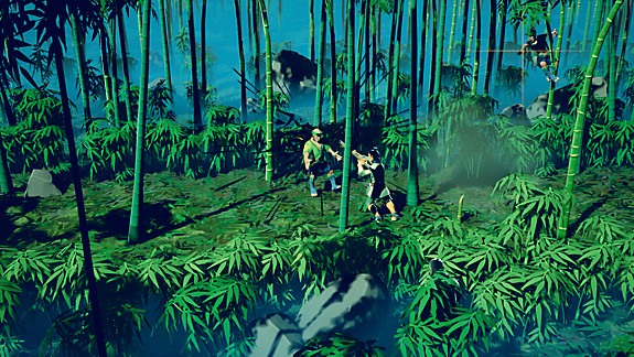 9 Monkeys of Shaolin screenshot