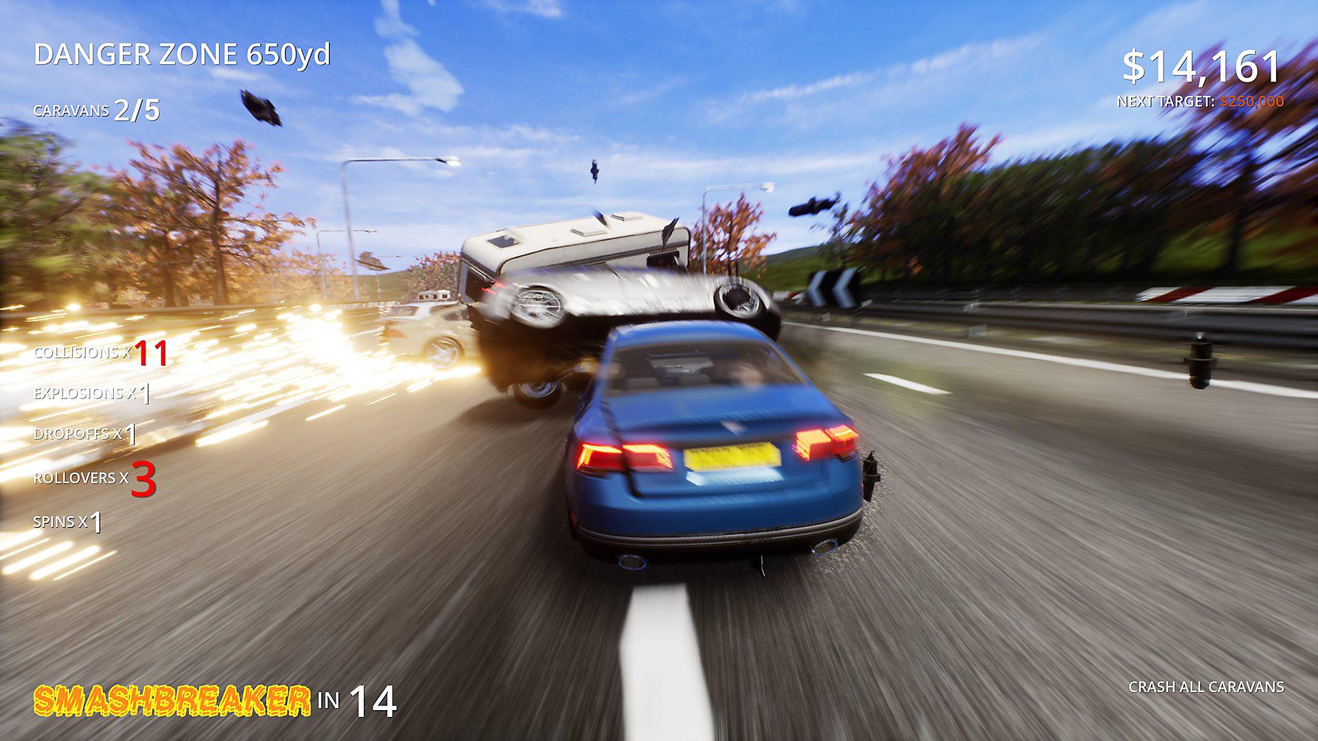 Accidents will Happen - Dangerous Driving Crash Mode Bundle