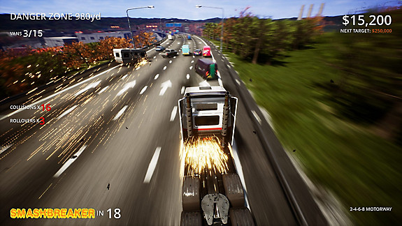 Accidents will Happen — Paquete de Dangerous Driving con modo de colisión - Screenshot INDEX