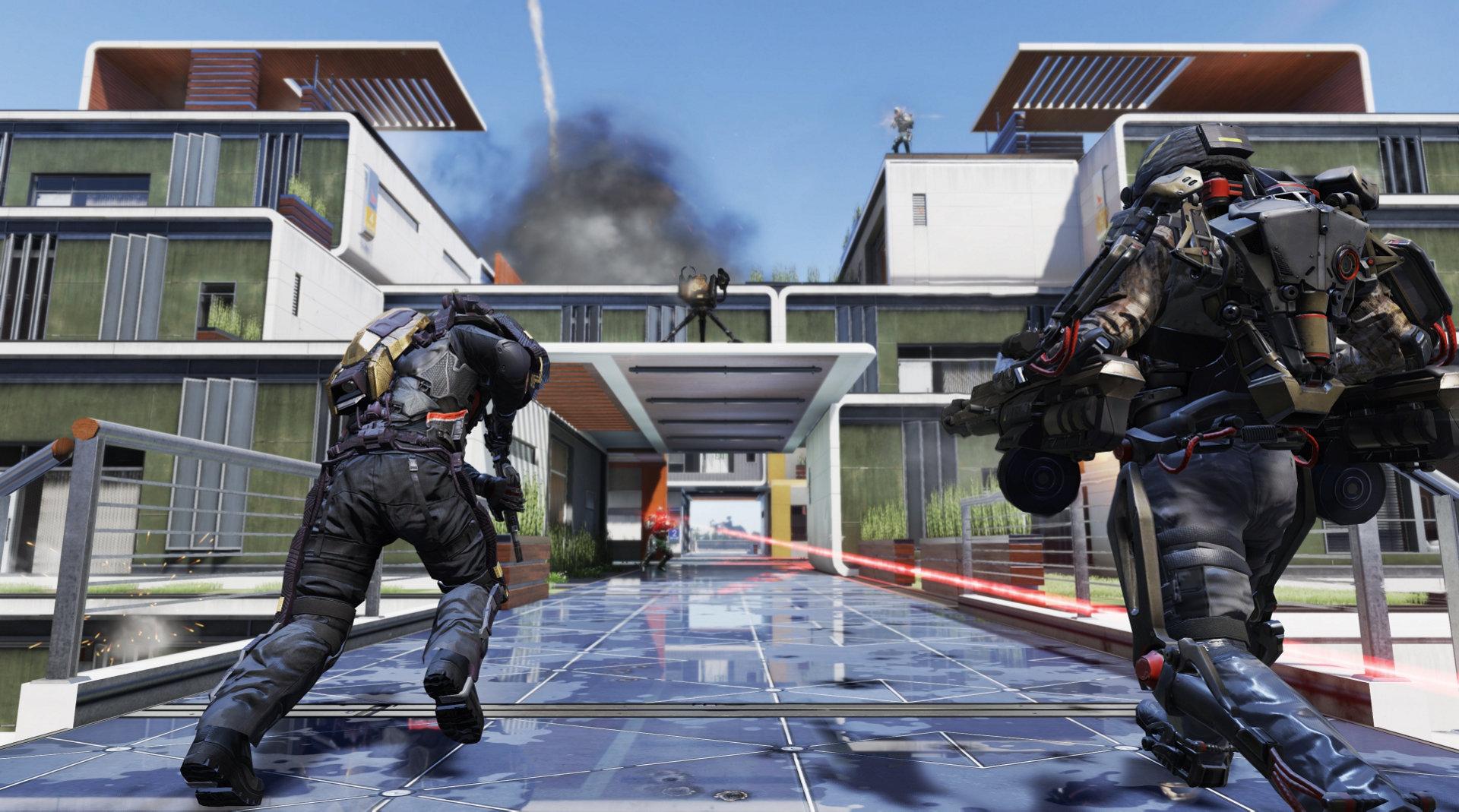 Call of Duty®: Advanced Warfare | Ascendance DLC Game | PS3 ... Call Of Duty Advanced Warfare Dlc Map Packs on