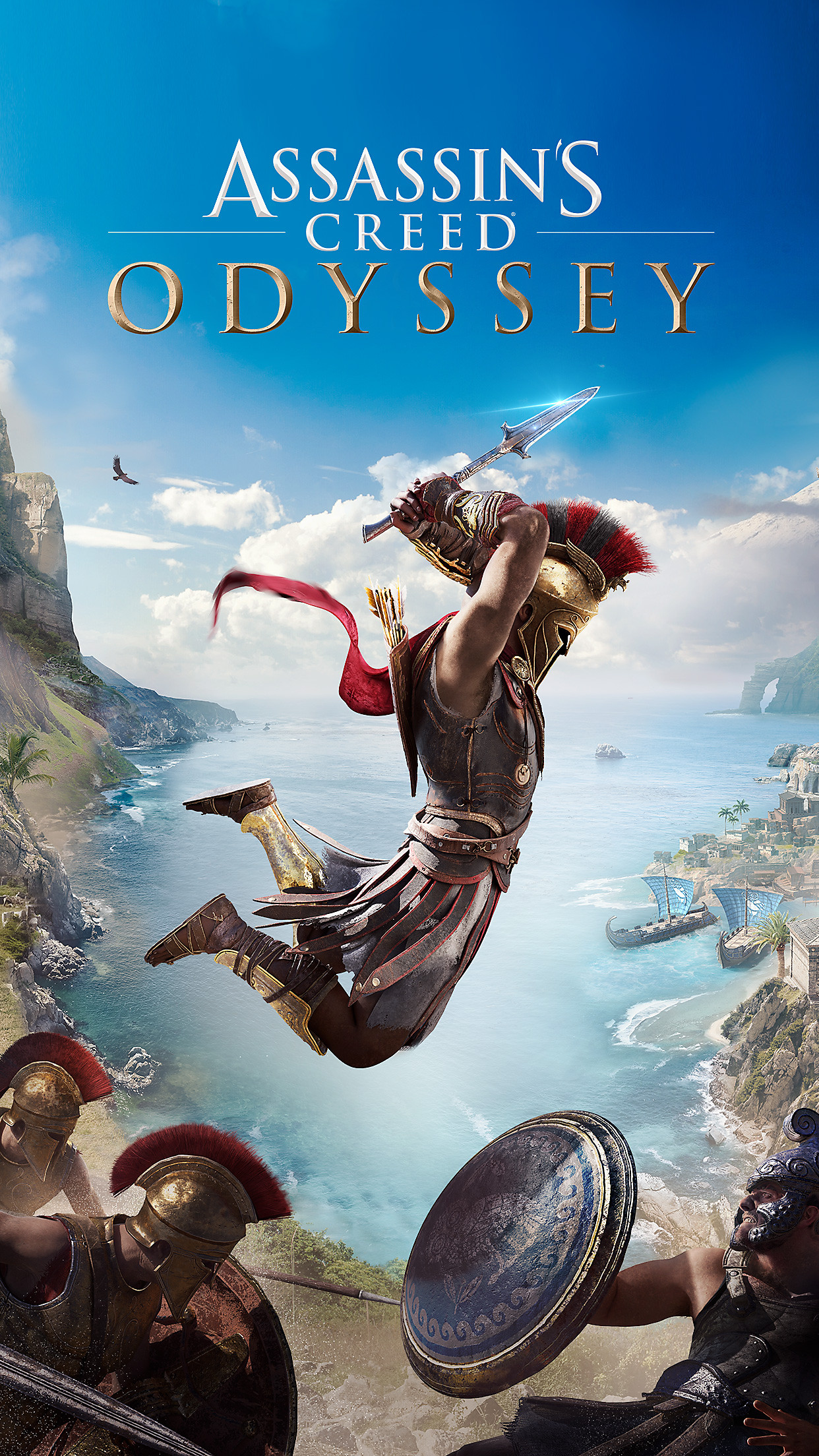 Assassin S Creed Odyssey Playstation