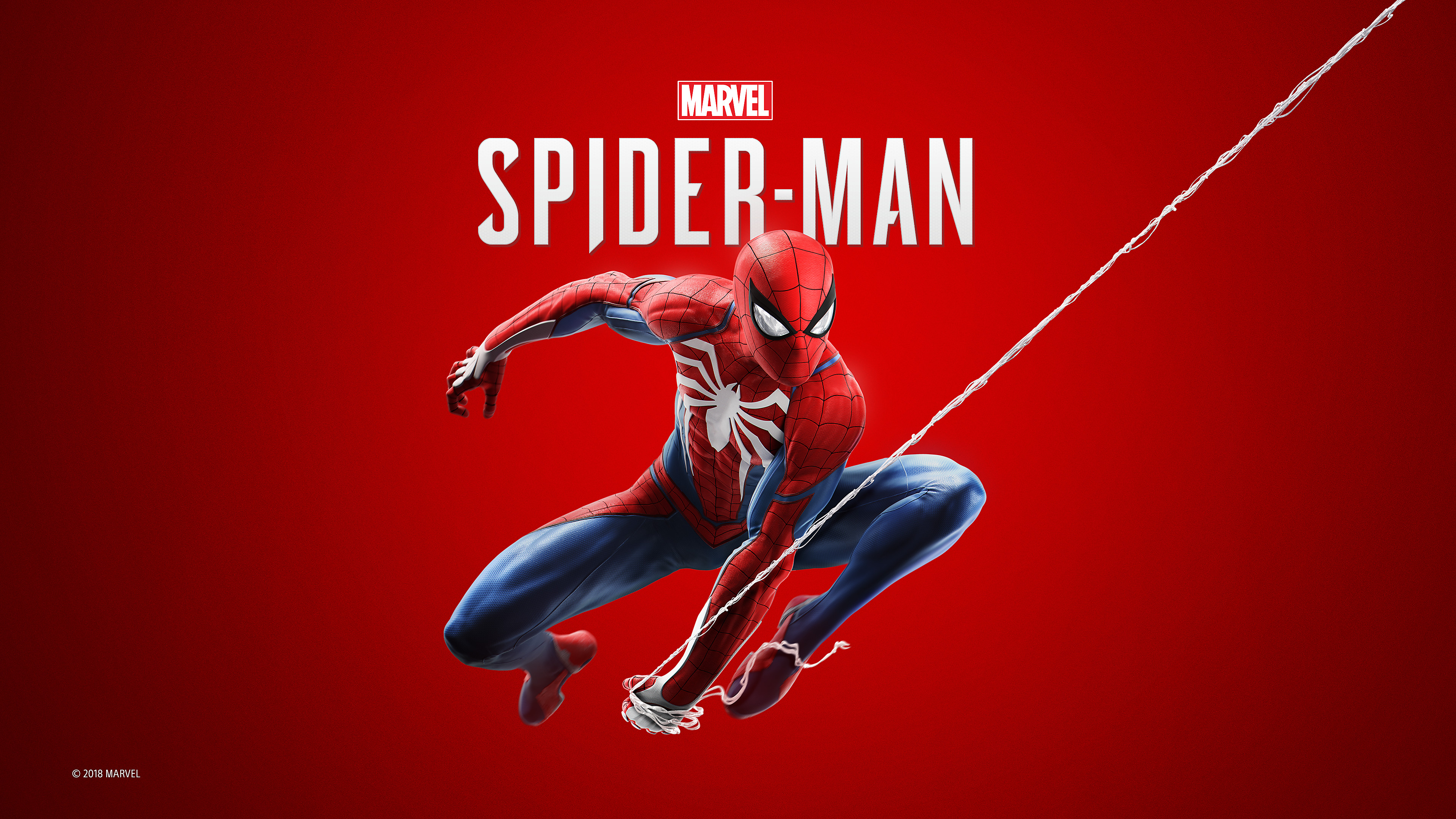 Marvel's Spider-Man desktop wallpaper 2