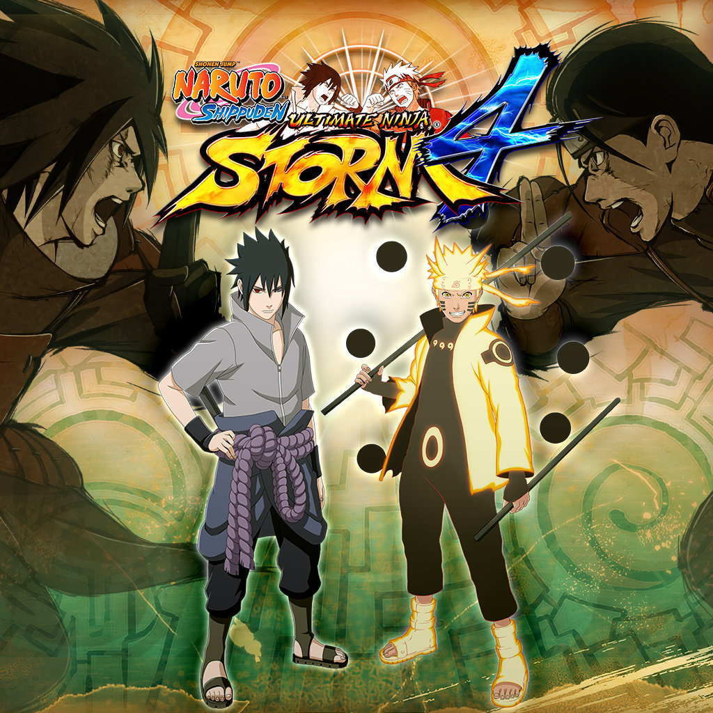 download naruto senki storm 4 ppsspp