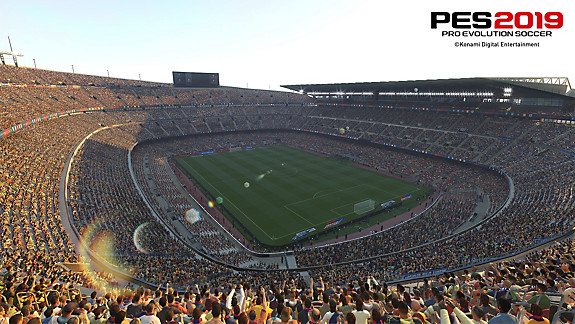 Pro Evolution Soccer 2019 - Screenshot INDEX