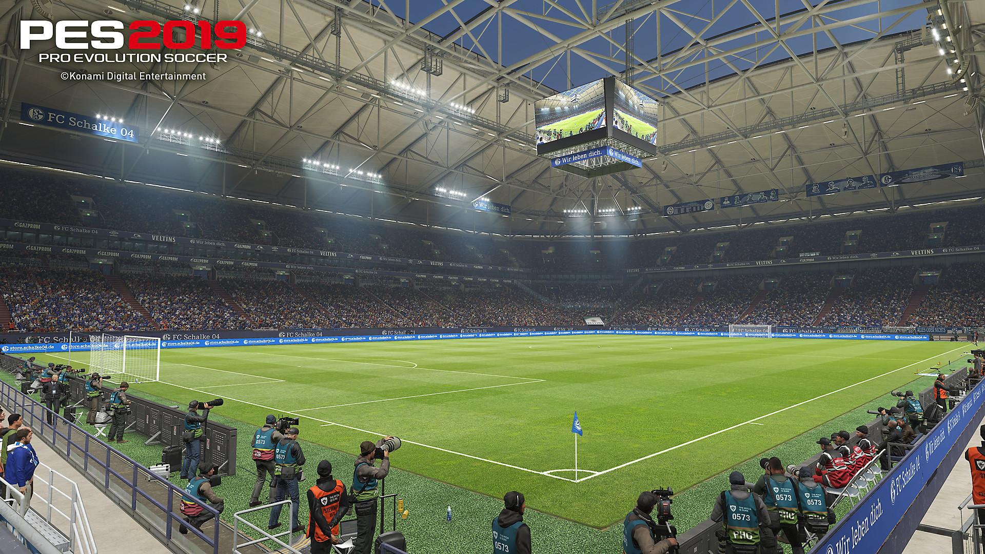 Pro Evolution Soccer 2019 Game   PS4 - PlayStation