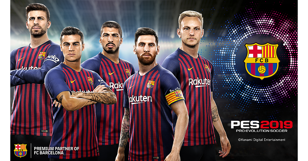 Pro Evolution Soccer 2019 Game | PS4 - PlayStation