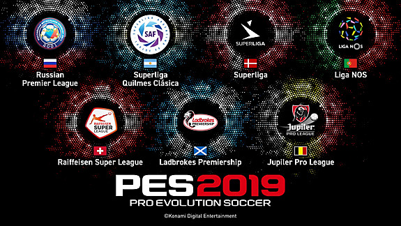 Pro Evolution Soccer 2019 screenshot