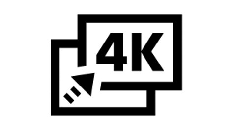 Dynamic 4k Gaming logo