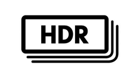 โลโก้ HDR