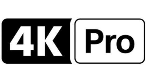 โลโก้ 4k Pro