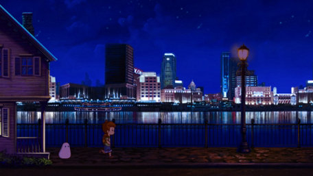 A Boy and His Blob Trailer Screenshot